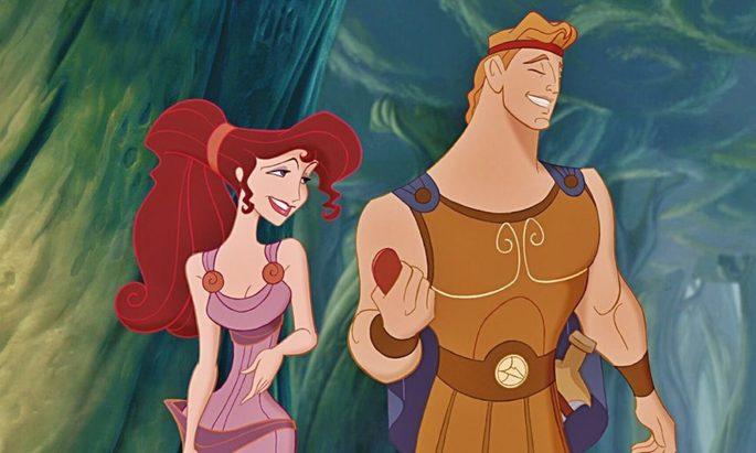 40 Peliculas animadas - Hercules