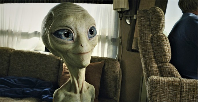 40 - Peliculas de extraterrestres - Paul