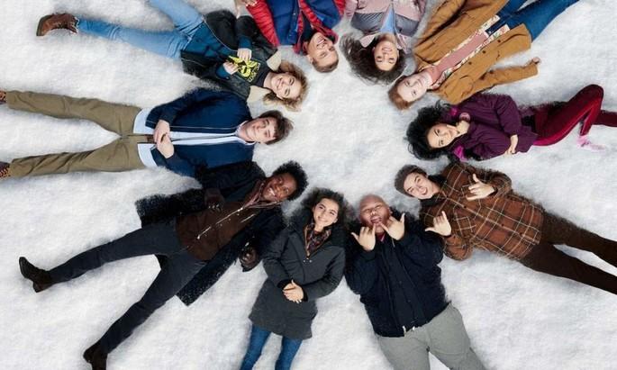 40 Peliculas de Navidad - Let it Snow