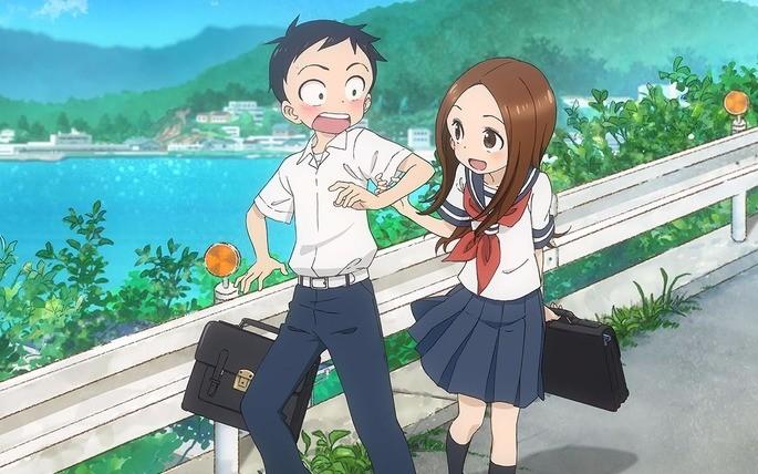 39 Takagi-San Anime Netflix