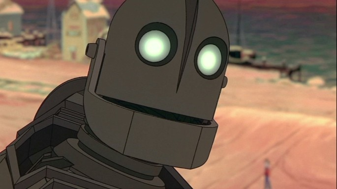 41 Peliculas animadas - The Iron Giant