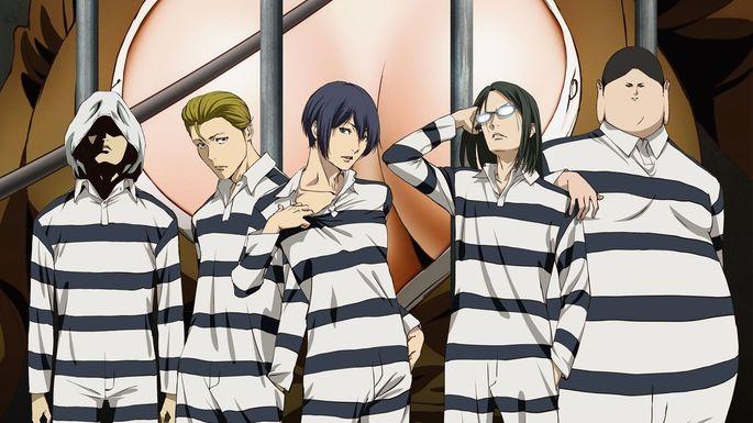Prison School Ecchi