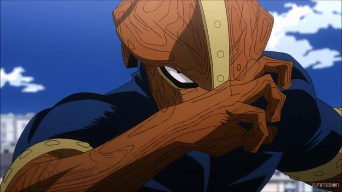 42 Shinji Nishiya Boku No Hero Academia Personajes