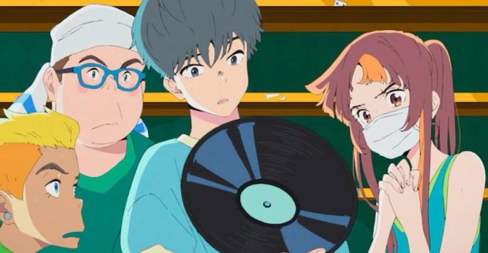 43 - Anime estrenos verano - Cider no You ni Kotoba ga Wakiagaru