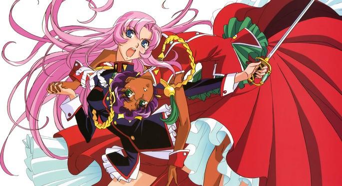 43 - Mejores anime de la historia - Revolutionary Girl Utena