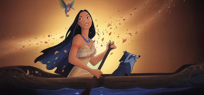 43 Mejores Peliculas Disney - Pocahontas