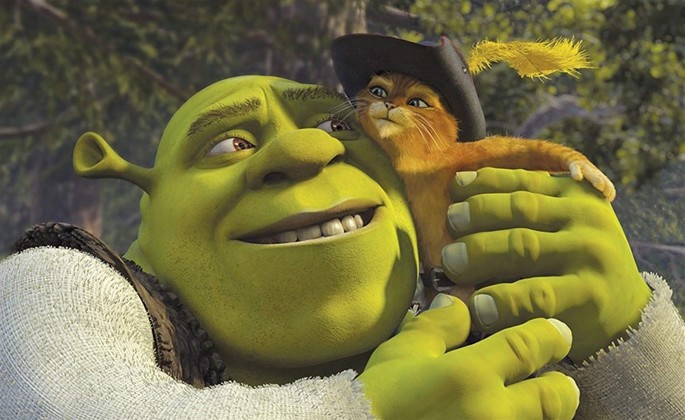 43 Peliculas animadas - Shrek