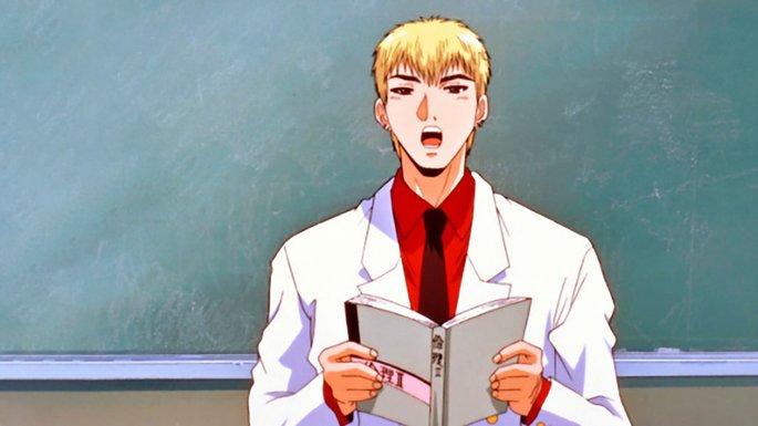 44 - Mejores anime de la historia - Great Teacher Onizuka