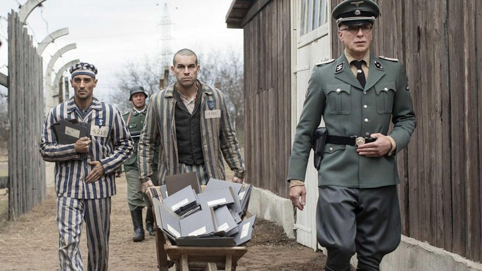 44 Peliculas basadas en hechos reales - El fotógrafo de Mauthausen