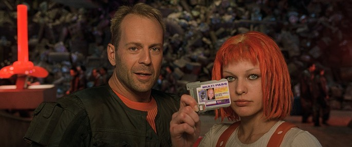 44 - Peliculas de extraterrestres - The Fifth Element - El quinto elemento