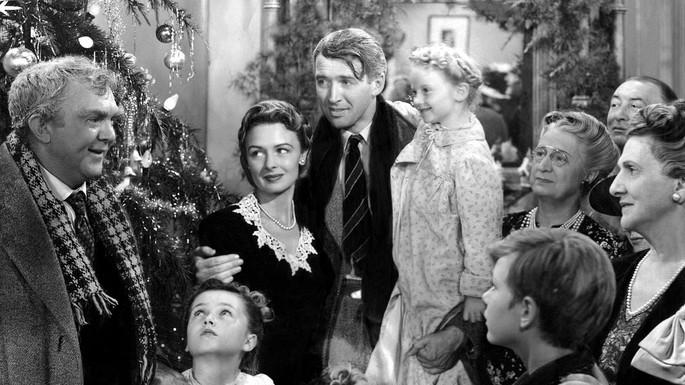 44 Peliculas de Navidad - It's a Wonderful Life