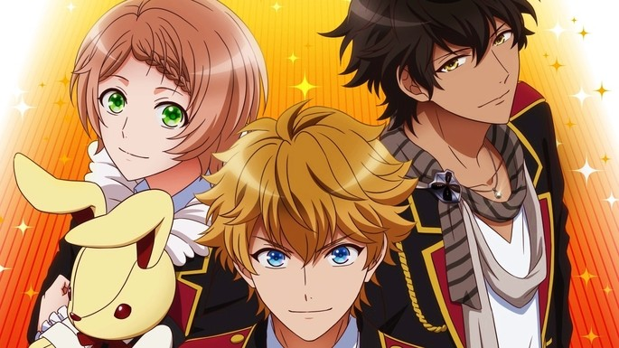45 Anime estrenos invierno - I★Chu Halfway Through the Idol