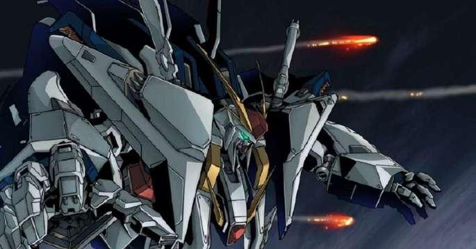 45 - Anime temporada primavera - Mobile Suit Gundam Hathaway's Flash
