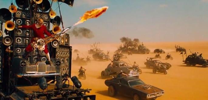 45 Mad Max Fury Road Peliculas Ciencia Ficción