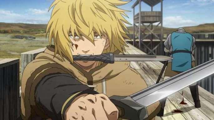 45 - Mejores anime de la historia - Vinland Saga