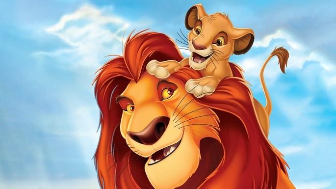 45 Mejores Peliculas Disney - El rey león
