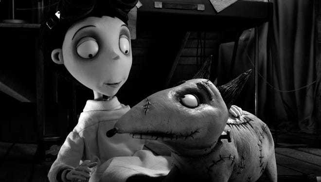 45 Peliculas animadas - Frankenweenie