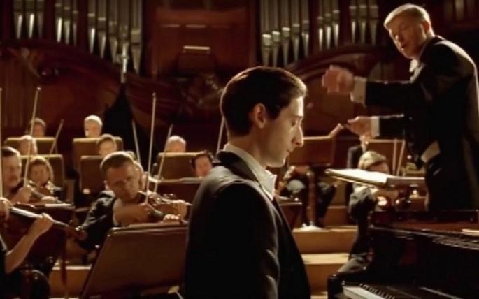 45 Películas para llorar El Pianista