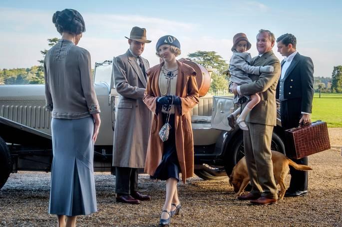 46. Downton Abbey - Películas Románticas