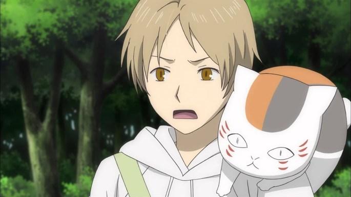46 - Mejores anime de la historia - Natsume's Book of Friends