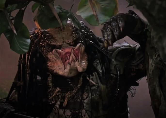 46 - Peliculas de extraterrestres - Predator - Depredador