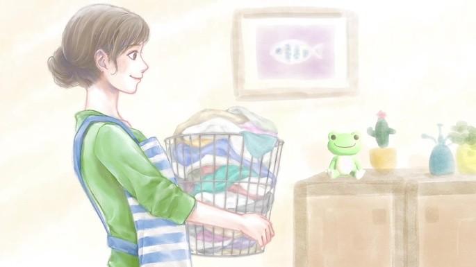 47 Estrenos anime otoño - Kaeru no Pickles Kimochi no Iro