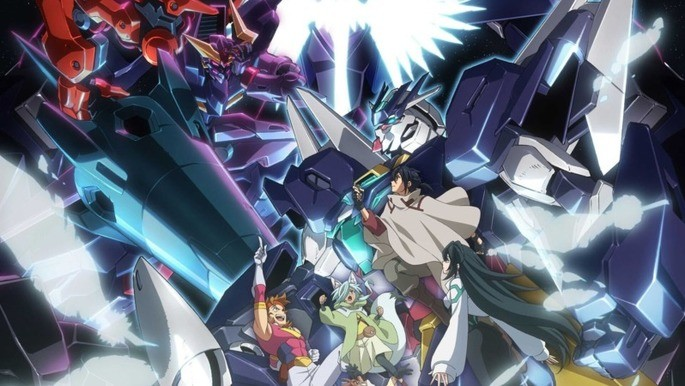 47 Gundam Build Divers ReRise 2nd Season Estrenos Anime Abril