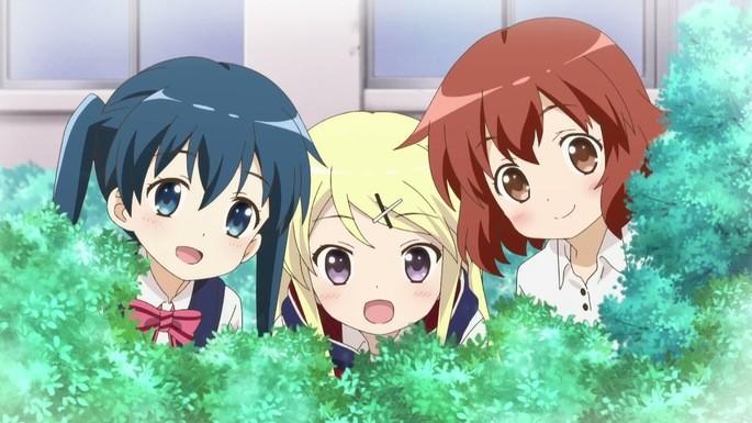 48 - Anime estrenos verano - Kiniro Mosaic Thank You!!