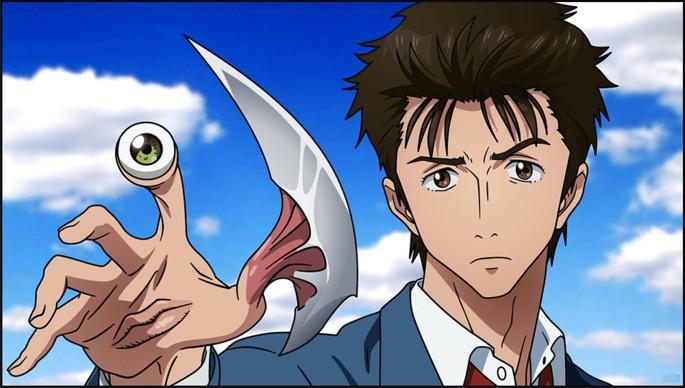 48 Animes de accion - Kiseijuu Sei No Kakuritsu