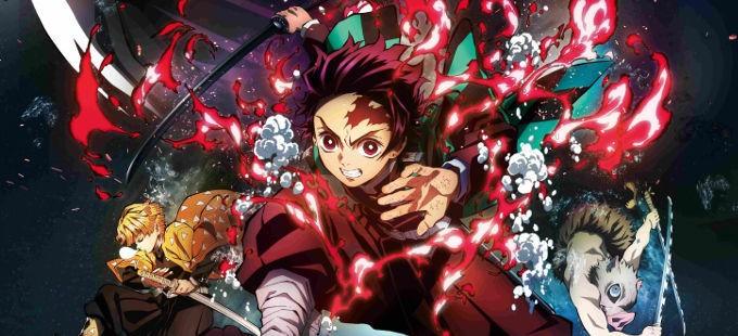 48 Estrenos anime otoño - Kimetsu no Yaiba Movie Mugen Ressha-hen