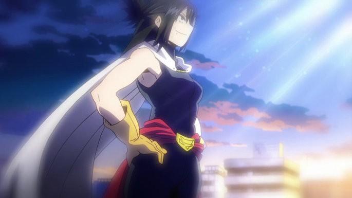 48 Nana Shimura Boku No Hero Academia Personajes