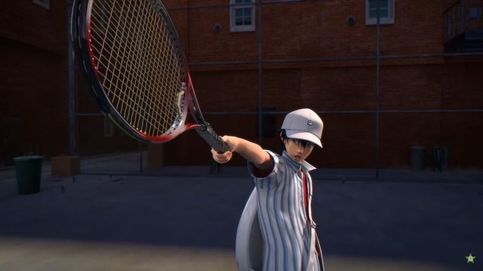 49 - Anime estrenos verano - Ryouma! The Prince of Tennis Shinsei Movie Tennis no Ouji-sama