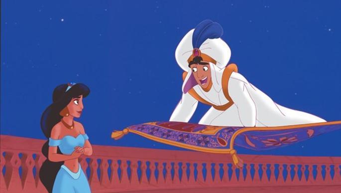 49 Mejores Peliculas Disney - Aladdín