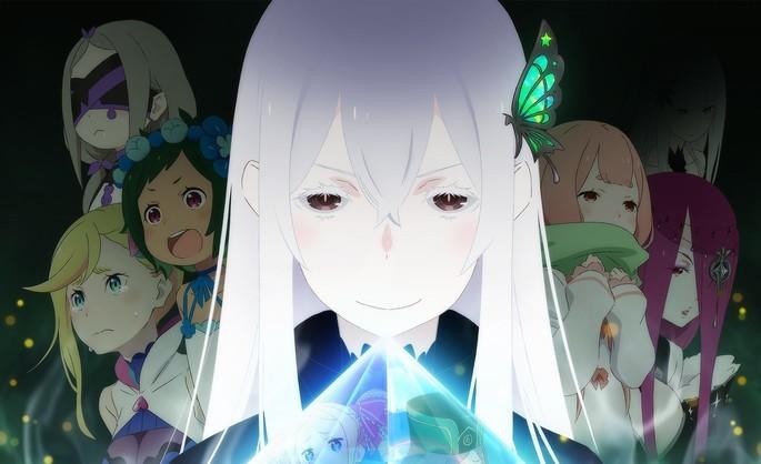 5 Anime estrenos invierno - ReZero kara Hajimeru Isekai Seikatsu 2nd Season Part 2