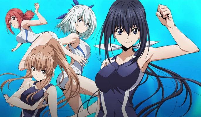 5 - Animes ecchi - Keijo!!!!!!!!