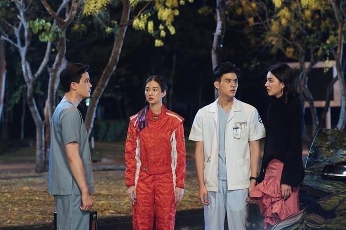5 Dramas tailandeses - My Ambulance
