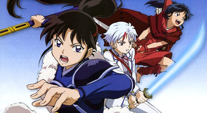 5 - Estrenos anime otoño - Hanyou no Yashahime Sengoku Otogizoushi - Ni no Shou