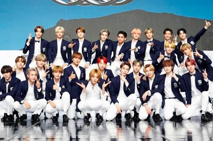 5 - Grupos Kpop - NCT