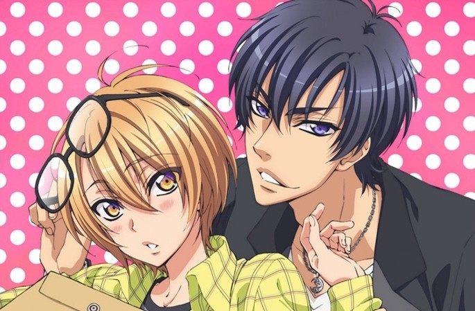 5 - Los mejores anime yaoi - Love Stage!!