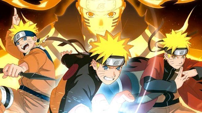 5 Naruto episodios relleno