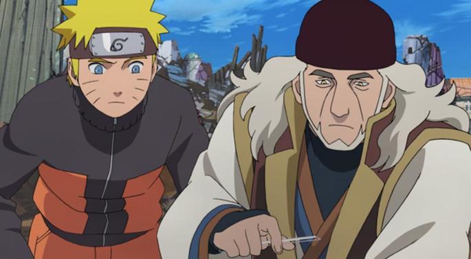 5 - Naruto películas - Naruto Shippūden Vínculos