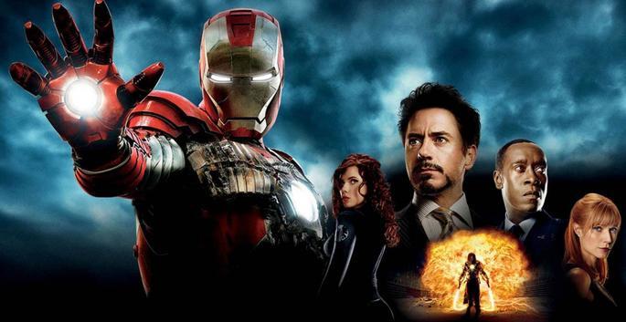 5 - Orden cronológico películas de Marvel - Iron Man 2
