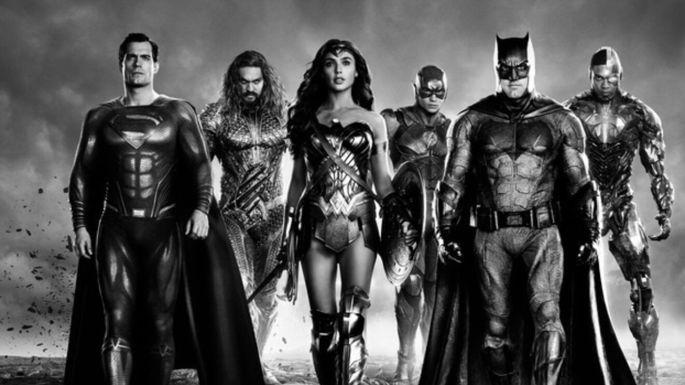 5 - Películas de acción - Zack Snyder's Justice League