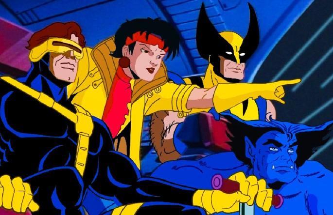 5- Series de los 90 - X-Men