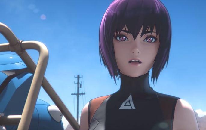 50 Koukaku Kidoutai SAC_2045 Estrenos Anime Abril