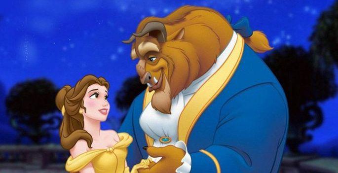 50 Mejores Peliculas Disney - La bella y la bestia