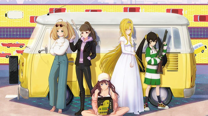 51 Cinderella Girls Gekijou Extra Stage Estrenos Anime Abril