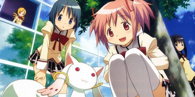51 - Mejores anime de la historia - Puella Magi Madoka Magica