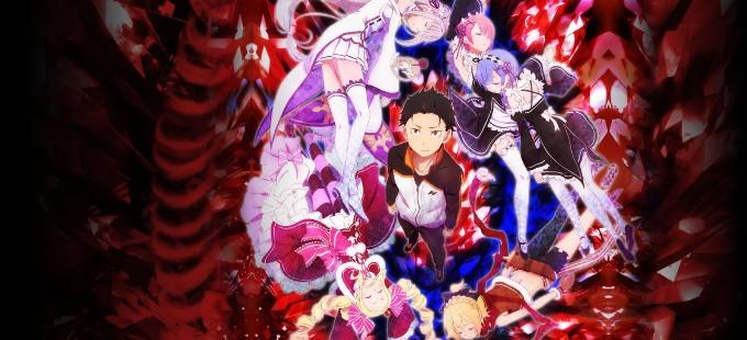 52 - Mejores anime de la historia - ReZero kara Hajimeru Isekai Seikatsu