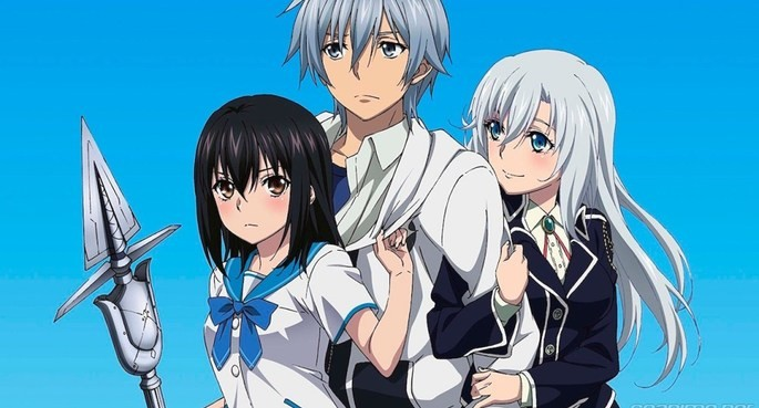 51 Strike the Blood IV Estrenos Anime Abril